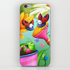 Optimistic Zoom iPhone & iPod Skin