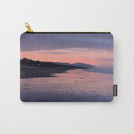 Sunset on the Coast Carry-All Pouch