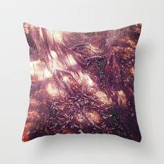 Fair in Despair Throw Pillow