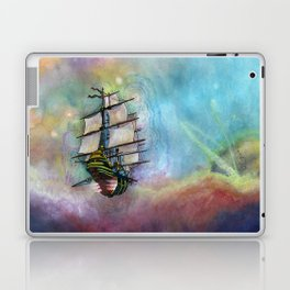 Mike's Tall Ship Laptop & iPad Skin