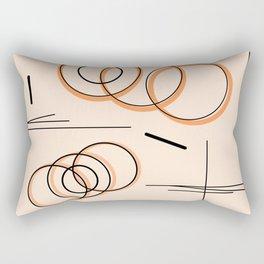 Nerves Rectangular Pillow
