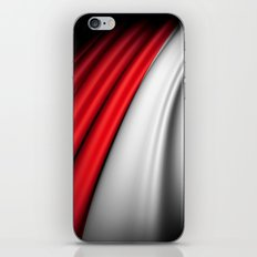 flag of Poland iPhone & iPod Skin
