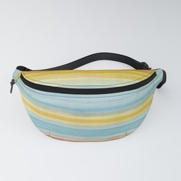Colorbands Yellowstone Yellow Fanny Pack