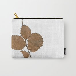 Quercus leaves Carry-All Pouch