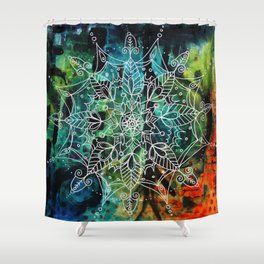 Effort as Offering Part 4 Shower Curtain