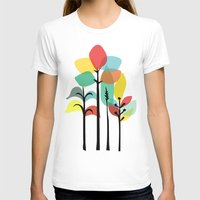 tropical T-shirts featuring Tropical Groove by Picomodi