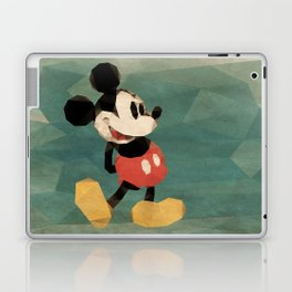 Mr. Mickey Mouse Laptop & iPad Skin