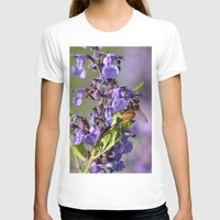 bee T-shirts featuring Bee by Stecker Photographie