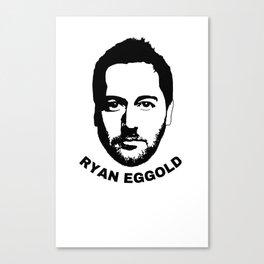 Ryan Eggold Canvas Print