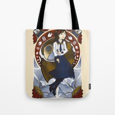 Lamb of Columbia Tote Bag