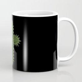 Weed Cross - Marijuana THC CBD Stoner Coffee Mug