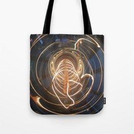 Spiral Energy Tote Bag