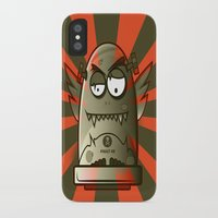 fault iPhone & iPod Cases featuring Fault 45 01 (its not his fault) by Face Leakage