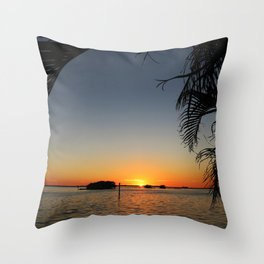 Every Minute Counts II Throw Pillow