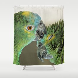 Forever in love Shower Curtain