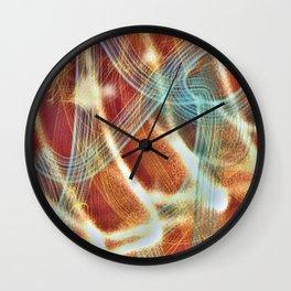 The Backbone of Messy Wall Clock