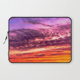 Sunset sky Laptop Sleeve