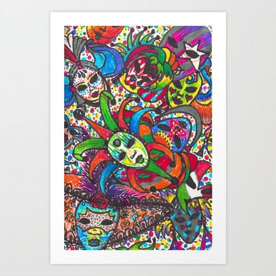 Vnc Art Print