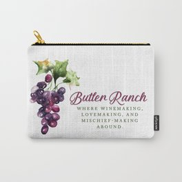 Butler Ranch Carry-All Pouch