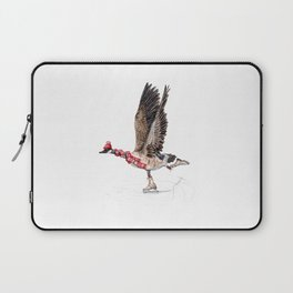 Canada Goose Figure Skating Laptop Sleeve