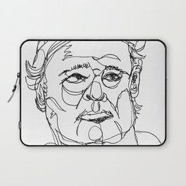 bill murray's one liners (black) Laptop Sleeve