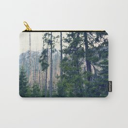 Spring in The Mountains Carry-All Pouch