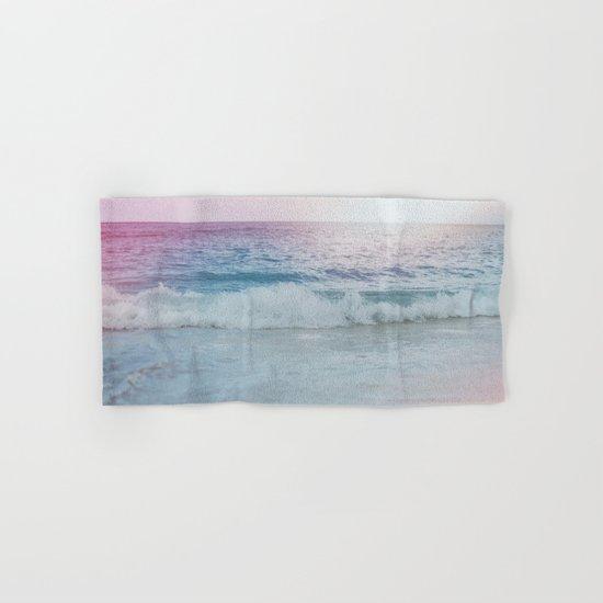 Cali Ocean Vibes Hand & Bath Towel