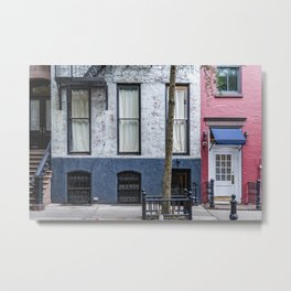 Old Greenwich Village apartment Metal Print