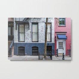 Old Greenwich Village apartment Metal Print