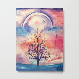 The tree of the innocence Metal Print