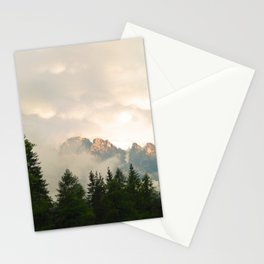Mountain Escape - Nature Landscape Photography Stationery Cards