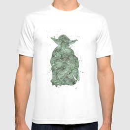 Yoda Star . Wars T-shirt