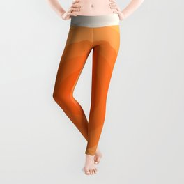 Sunspot -  Creamsicle Leggings