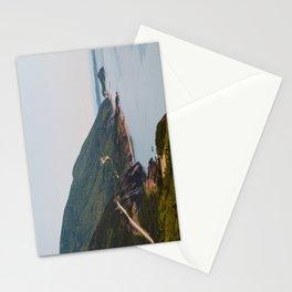 Cabot Trail in Cape Breton Nova Scotia Stationery Cards