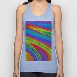 Infinite Rainbow Unisex Tank Top