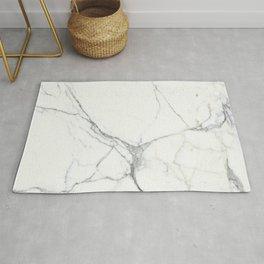 White marble pattern Rug