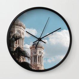 Greece Athens Wall Clock
