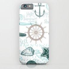 Sea shells love Slim Case iPhone 6s