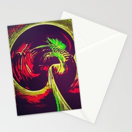 Water Tower Abstract no.12 Stationery Cards