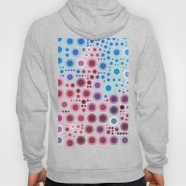 Pink Blossom Bubbles Hoody