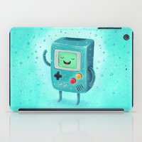 game of thrones iPad Cases featuring Game Beemo by Lime