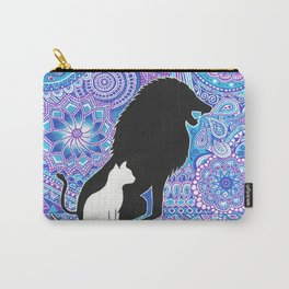 The lion's strength ! Carry-All Pouch