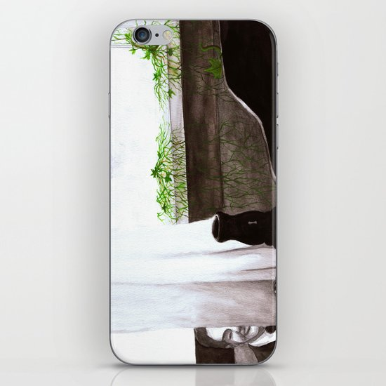 """Give Up"" by Cap Blackard iPhone & iPod Skin"