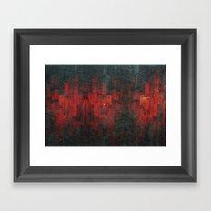 Ruddy Framed Art Print