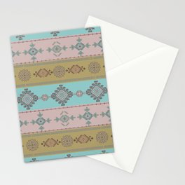 the pakistani pattern Stationery Cards