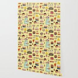 Desserts Wallpaper