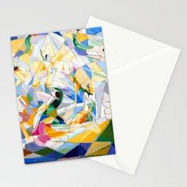 Joseph Stella Four Stationery Cards