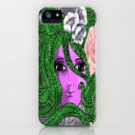 Snake Lady iPhone Case