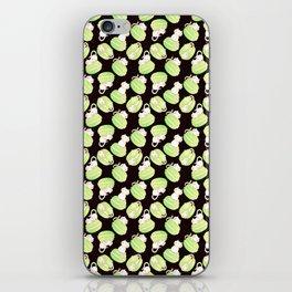Matcha Macarons & Kittens iPhone Skin