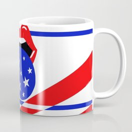 Star Spangled Love Coffee Mug